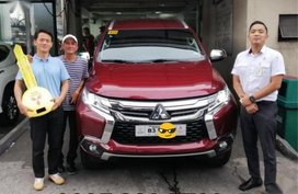 Selling Brand New Mitsubishi Montero Sport 2019 Automatic Diesel in Caloocan