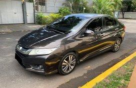 Brown 2014 Honda City for sale in Makati