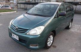 2011 Toyota Innova Diesel Manual for sale