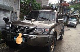 Brown Nissan Patrol 2003 for sale in Baguio
