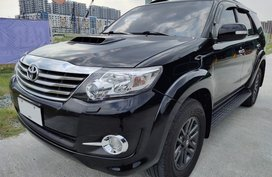 2015 Toyota Fortuner at 81000 km for sale