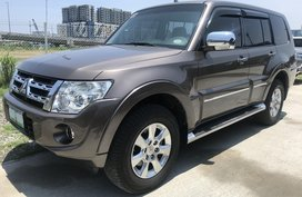 2014 Mitsubishi Pajero Automatic Diesel for sale
