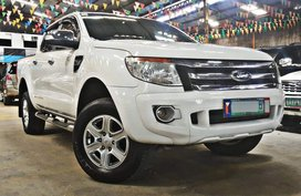 2013 Ford Ranger at 22000 km for sale in Quezon City