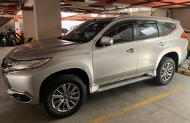 Used 2017 Mitsubishi Montero Sport Manual Diesel at 25000 km for sale