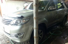 Selling 2nd Hand Toyota Fortuner 2007 in Candaba