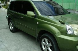 Selling Nissan X-Trail Automatic Gasoline in Quezon City