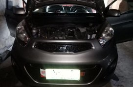 Sell 2nd Hand 2013 Kia Picanto at 60000 km in Marikina