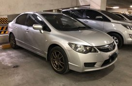 Selling Silver Honda Civic 2009 in Muntinlupa