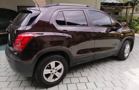 Selling Chevrolet Trax 2017 Automatic Gasoline in Quezon City