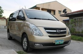 Hyundai Grand Starex 2010 Automatic Diesel for sale in Bacoor