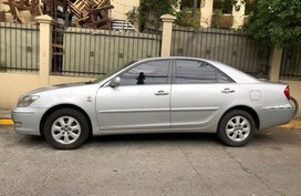 Sell Like New 2002 Toyota Camry at 100000 km in Makati