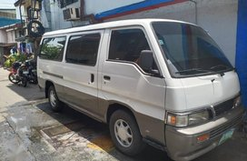 Sell 2nd Hand 2006 Nissan Urvan Escapade at 130000 km in Pasig
