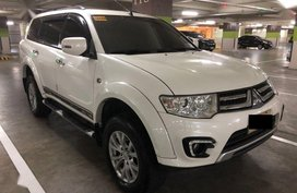 Mitsubishi Montero Sport 2015 Manual Diesel for sale in Pasig