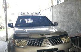 2nd Hand Mitsubishi Montero Sport 2009 for sale in Batangas City