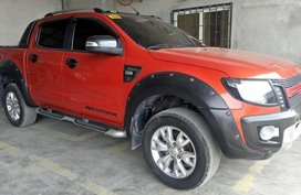 Sell 2nd Hand 2015 Ford Ranger at 50000 km in Bay