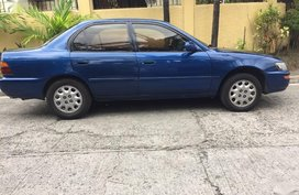 Toyota Corolla Manual Gasoline for sale in Pasig