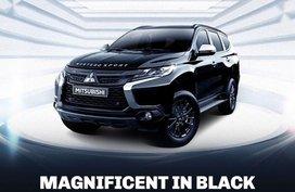 Selling Black Mitsubishi Montero Sport 2019 in Caloocan