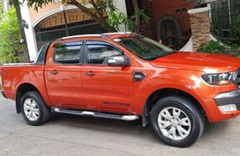 2nd Hand Ford Ranger 2015 Automatic Diesel for sale in Quezon City