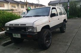 Nissan Terrano 1996 Manual Diesel for sale in Marikina