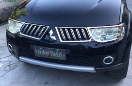 2nd Hand Mitsubishi Montero 2010 Manual Diesel for sale in Magalang