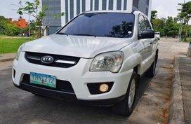 Kia Sportage 2009 Automatic Diesel for sale in Cebu City