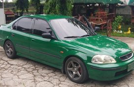 2nd Hand Honda Civic 1997 Automatic Gasoline for sale in Urdaneta