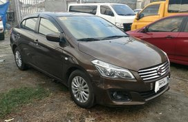 2nd Hand Suzuki Ciaz 2018 Automatic Gasoline for sale in Cainta