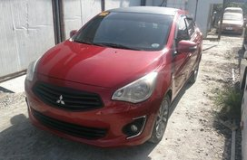 Mitsubishi Mirage G4 2017 Manual Gasoline for sale in Cainta
