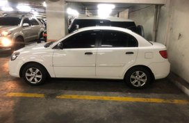 Selling 2nd Hand Kia Rio 2010 at 119000 km in Pasig