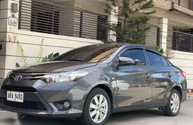 Selling 2nd Hand Toyota Vios 2015 in Valenzuela