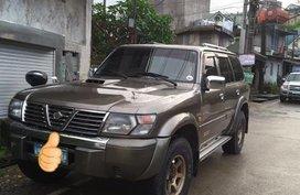 Selling Nissan Patrol 2003 Manual Diesel in Baguio