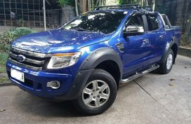 Selling Ford Ranger 2015 Manual Diesel in Quezon City