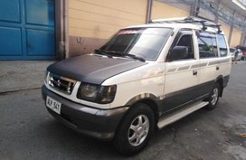 Selling Mitsubishi Adventure 2000 at 110000 km in Quezon City