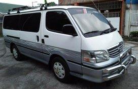 2nd Hand Toyota Hiace 2002 Van for sale in Calamba