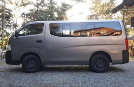 Selling 2nd Hand Nissan Nv350 Urvan 2017 at 11000 km in Baguio