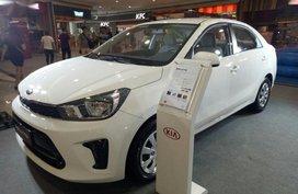 Selling Kia Soluto 2019 Automatic Gasoline in Malabon
