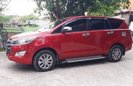 2nd Hand Toyota Innova 2017 at 60000 km for sale in Manila