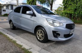Selling Used Mitsubishi Mirage G4 2014 in Metro Manila