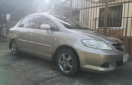 Selling Used Honda City 2007 at 78000 km in Cebu City