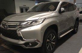 Selling Brand New Mitsubishi Montero Sport 2019 Automatic