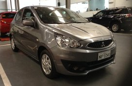Selling Brand New Mitsubishi Mirage 2018 Automatic Hatchback