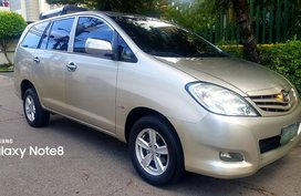 2009 Toyota Innova Automatic Diesel for sale in Metro Manila