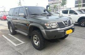 Selling Nissan Patrol 2003 Automatic Diesel in Marikina