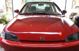 2nd Hand Honda Civic 1995 for sale in Caloocan