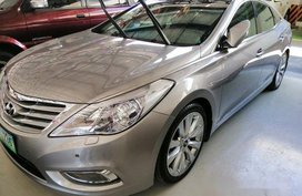 Silver Hyundai Azera 2013 for sale in San Francisco