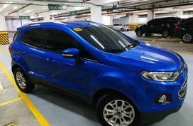 Selling 2nd Hand Ford Ecosport 2015 at 15000 km in Manila