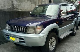 Like New Toyota Land Cruiser Prado for sale in Las Piñas