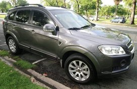 Selling Chevrolet Captiva 2011 Automatic Diesel in Makati