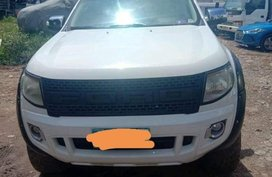 Selling 2nd Hand Ford Ranger 2013 in Quezon City