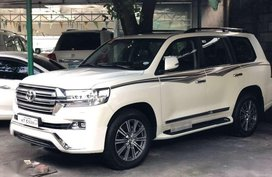 Toyota Land Cruiser 2019 Automatic Diesel for sale in Quezon City